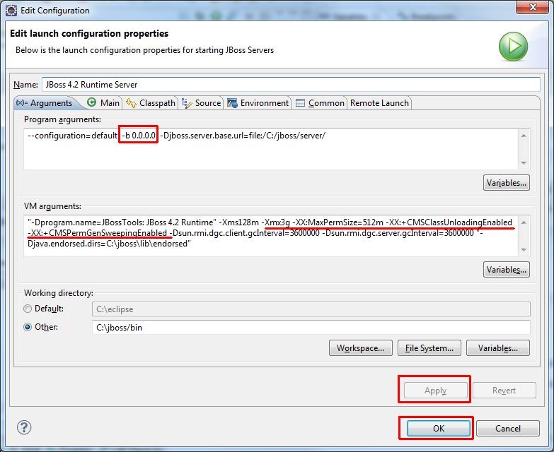 Configuring JBoss Tools in Eclipse